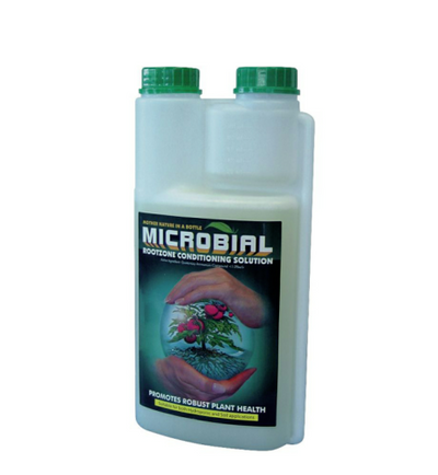 Microbial rootzone conditioning Solution