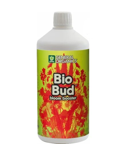 General Organics Bio Bud Powerful Flower Bloom Stimulator Nutrient Hydroponics