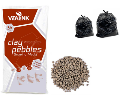 VITALINK Clay Pebbles