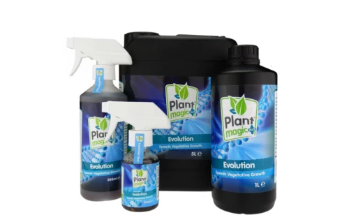 Plant Magic Evolution Foliar Spray Nutrients Hydroponics