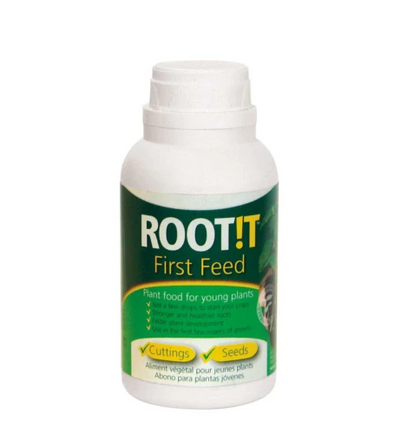 ROOT!T First Feed Baby Plant Food Propagation Stage Roots 125ml Hydroponics