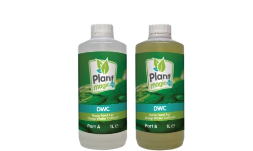 Plant Magic DWC A&B Deep Water Culture System Nutrients Hydroponics