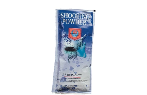 House & Garden Shooting Powder Flower Stimulator 1 Sachet