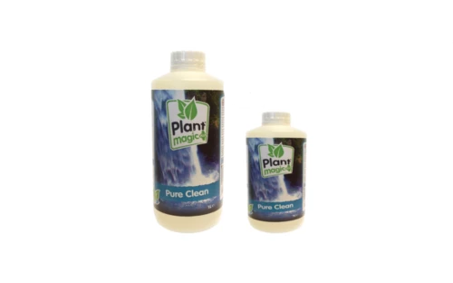 Plant Magic Pure Clean Drip Clean Salt Build Up Prevention Nutrients Hydroponics
