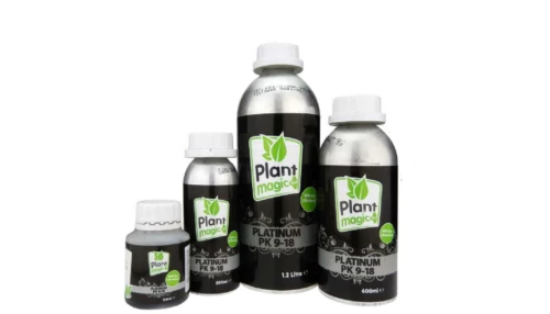 Plant Magic Platinum PK 9-18 Booster Root Grow Bloom Nutrient Hydroponics