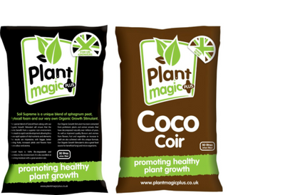 Plant Magic Soil Supreme or CoCo Coir