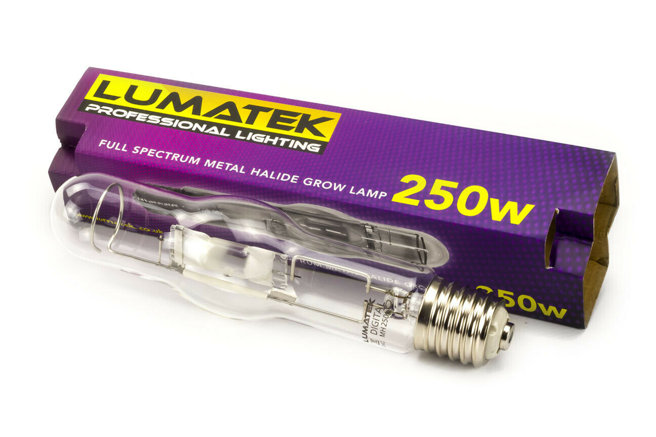 Lumatek MH Metal Halide Bulb in 4k or 6k