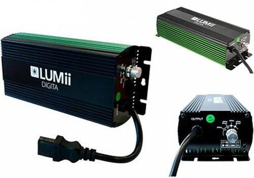 LUMii Digita 250w 400w 600w 1000w Electronic Digital Dimmable Ballast