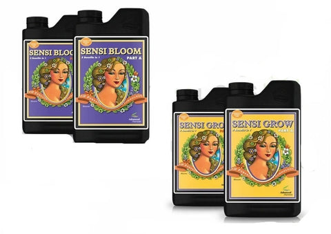 pH perfect Sensi Soil Bloom Grow A+B