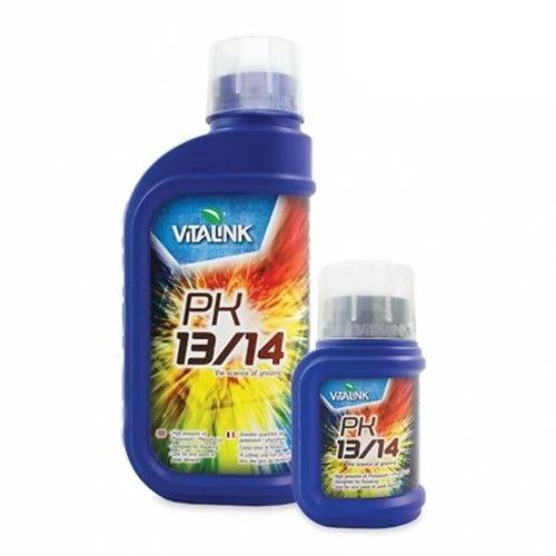 VITALINK Pk 13/14 Hydroponics Bloom Flower Weight Gainer Bud Booster 250ml 1L 5L