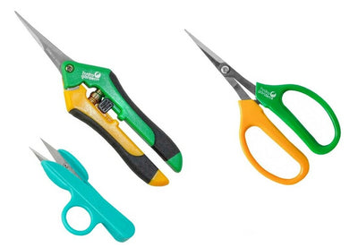 Precision Blade Pruners Garden Secateurs Plant Trimmers