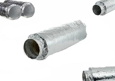 Ducting Flexible Inline Silencer