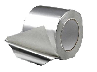 Hydroponics Mylar Sheet Alu Tape Reflective Heat Proof Self Adhesive Grow Room