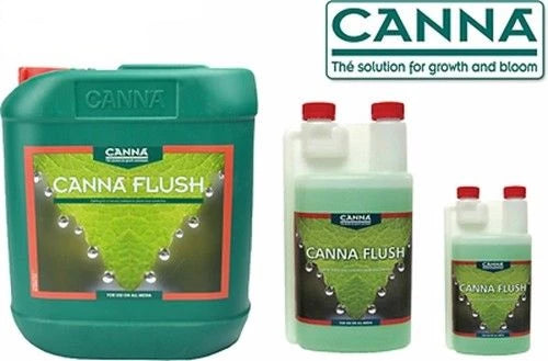 Canna Flush Additive Clean Excess Nutrients For Clean & Healthier Plants Flowers
