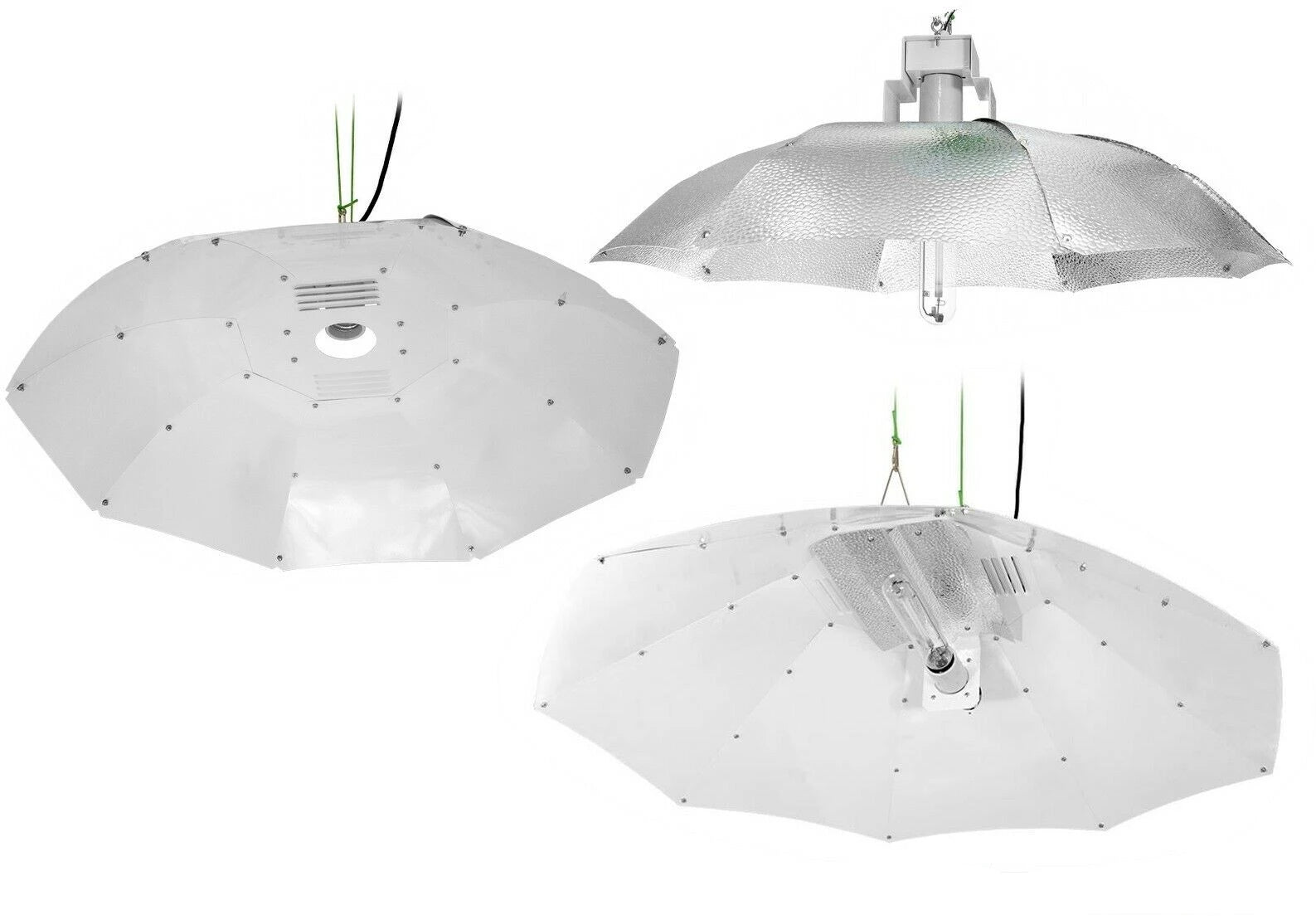 hydroponics Parabolic Light Reflector