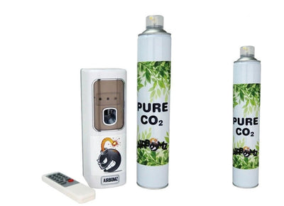 AirBomz CO2 Dispenser or Can Light Sensor