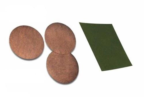 IWS Flood And Drain System Copper Coated Disc Square Root Mats Pack Hydroponics
