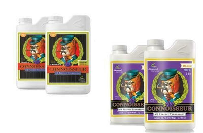 Advanced Nutrients pH Perfect Connoisseur Grow Bloom A&B Premium Base