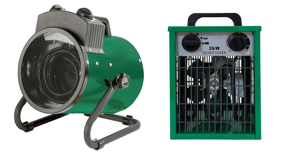 2kw or 3kw green house garden hydroponics heater