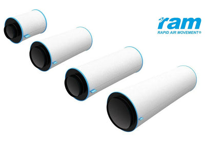 RhinoPro Carbon Filter 250//600-1420m3//hour Odour Control
