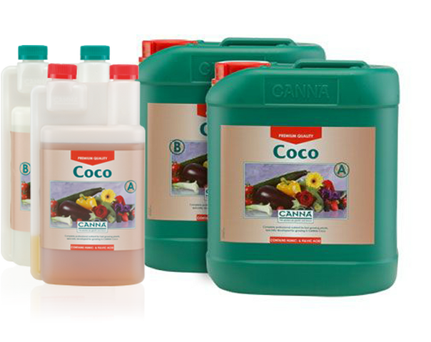 Canna CoCo Nutrients