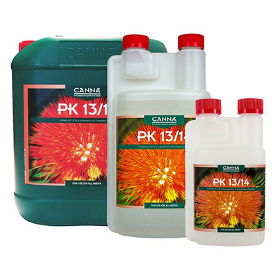 Canna Pk 13/14 Bloom Flower Weight Gainer Bud Booster 250ml 1L 5L