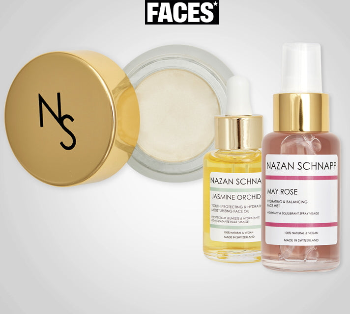 FACES - SHORTCUTS BEAUTY NOVEMBER 2019