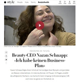 NAZAN SCHNAPP - INTERVIEW AND VIDEO WITH OUR FOUNDER