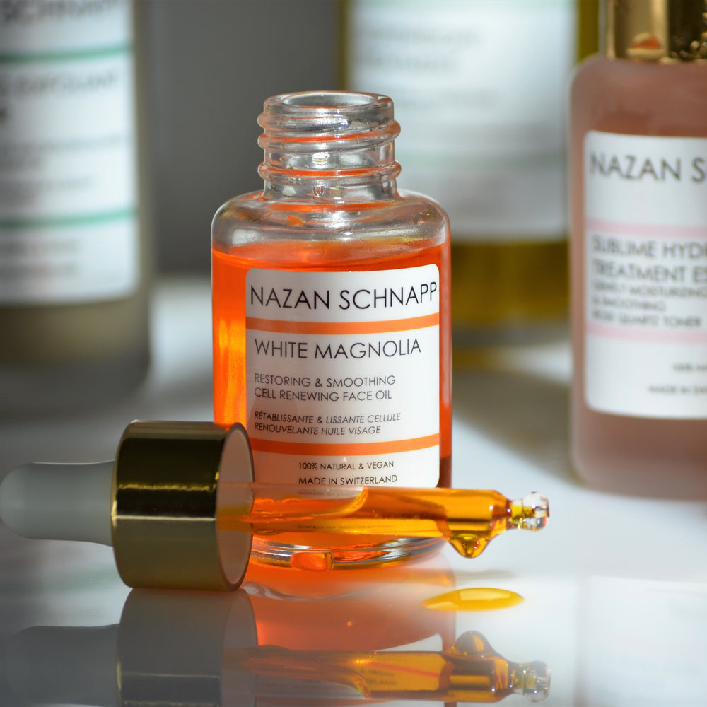 WHITE MAGNOLIA FACE OIL POST-SUMMER SKIN SAVIOUR