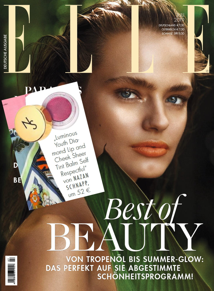 ELLE - BEST OF BEAUTY INCLUDES