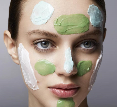 THE THREE BEST GREEN FACIAL IN SWITZERLAND - OF COURSE WITH NAZAN SCHNAPP