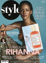 RINSE AWAY OIL CLEANSER IN STYLE MAGAZINE