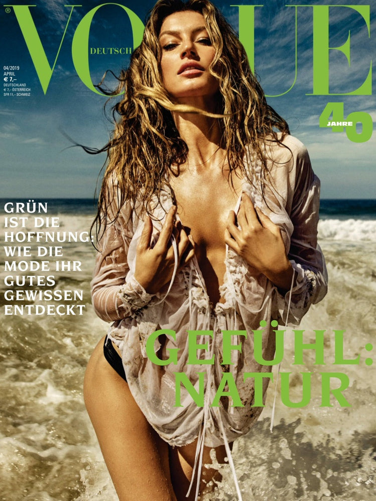 WALD UND WIESE - JASMINE ORCHID FACE OIL IN VOGUE GERMANY