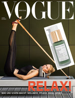 VOGUE SPECIAL AND THE DETOXING JADE MASK