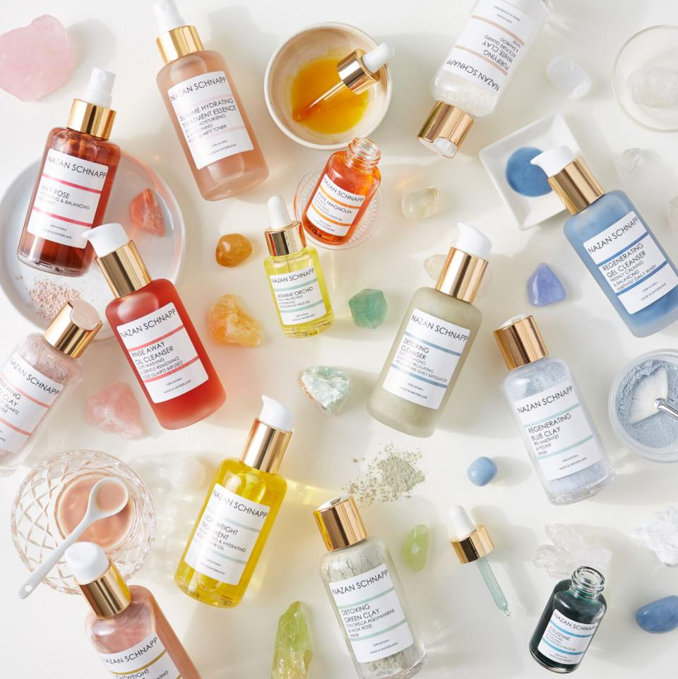 FORBES - BEAUTY RETAILERS GO ALL-IN ON CRYSTAL INFUSED PRODUCTS FOR SUMMER
