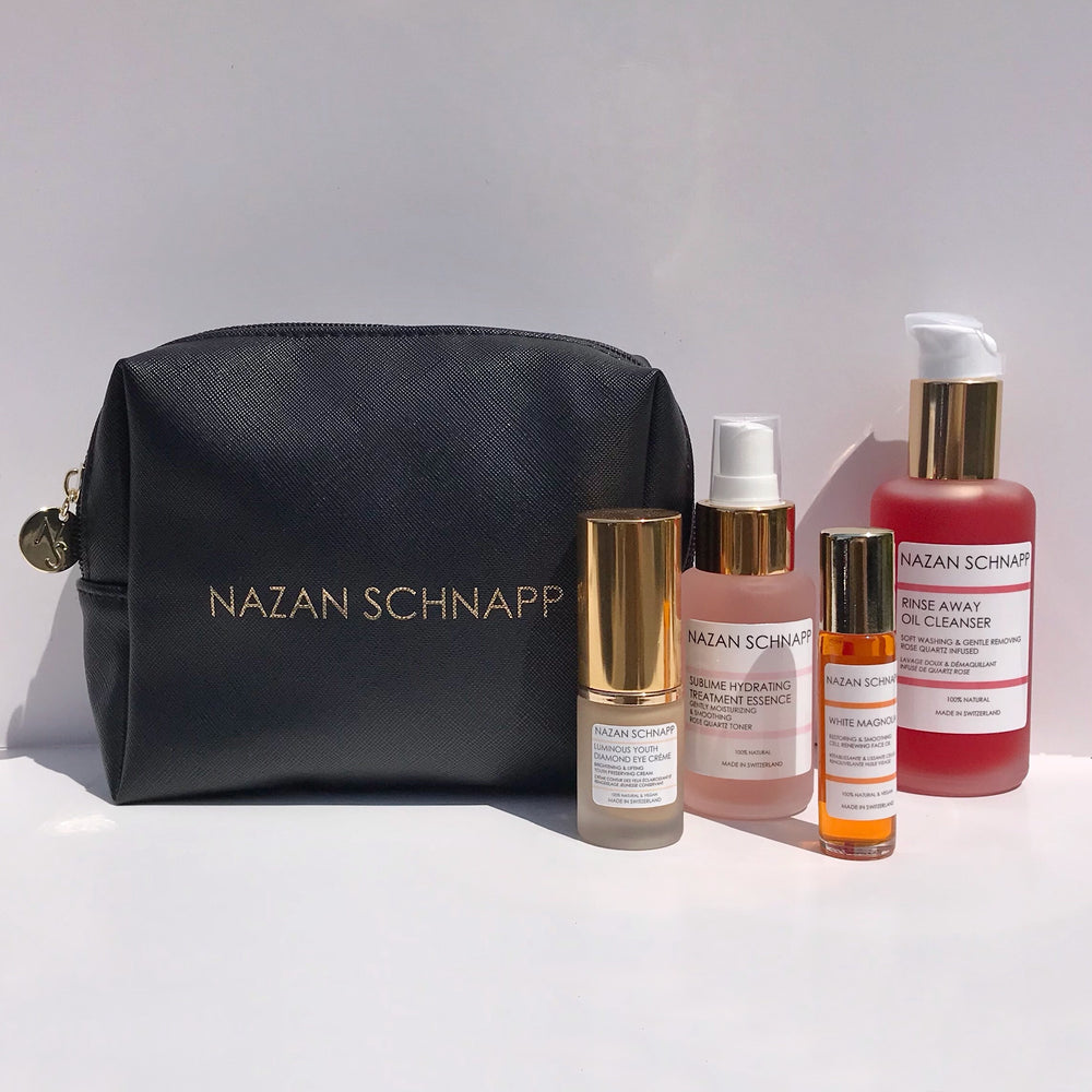 NAZAN'S TRAVEL MUST HAVES
