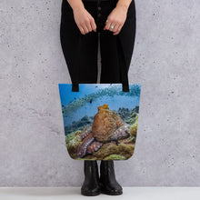 Load image into Gallery viewer, Majestic Octopus Tote bag
