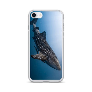 Whale Shark 3 iPhone Case