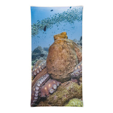 Load image into Gallery viewer, Majestic Octopus Neck Gaiter