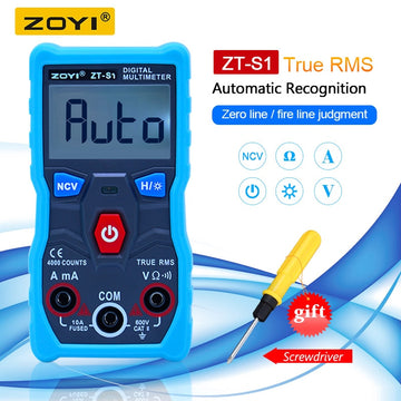 ZOYI ZT-S1 Digital Multimeter