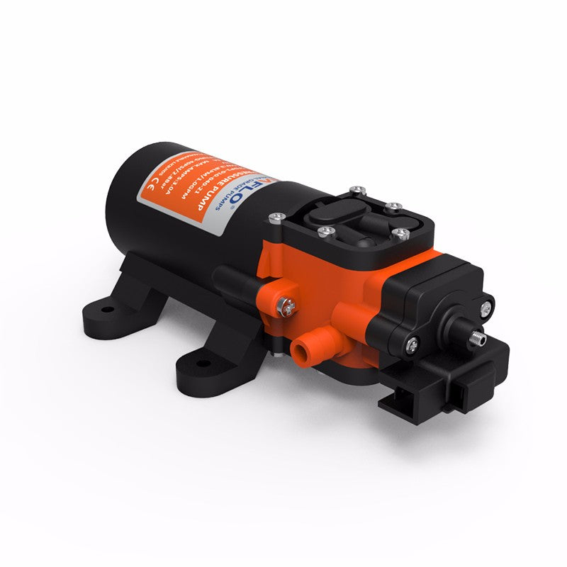 SEAFLO Compact 12V Electric Diaphragm Water Pump 35PSI 4A Max