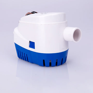 12V 24V Small drainage bilge pump Marine DC water pump