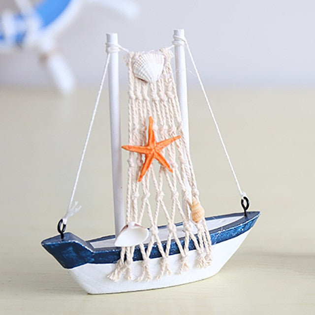 Sailboat Home Decor