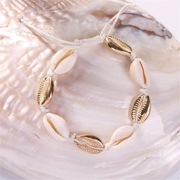 Conch Marine Series Shell Bracelet