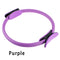 FITS Pilates Ring Exercise Resistance Yoga Gym Rings Fitness Magic Circle Grip
