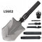 Multi-Tools Outdoor Portable Foldable Shovel Steel Spade Survival Tool Hiking