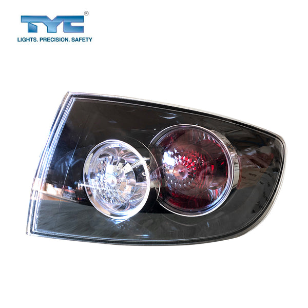 Fits Right Hand Tail Light Lamp For Mazda 3 BK Series 2 2006~2009 Sedan 4 Door