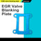 FITS EGR blanking plate Vauxhall Astra Vectra Zafira 1.9 CDTI 150bhp Z19DTH