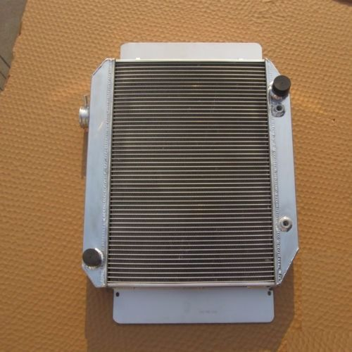 Holden Kingswood HZ HQ HJ HX V8 V6 Chevy Engine Aluminum Radiator 56MM 1971-80