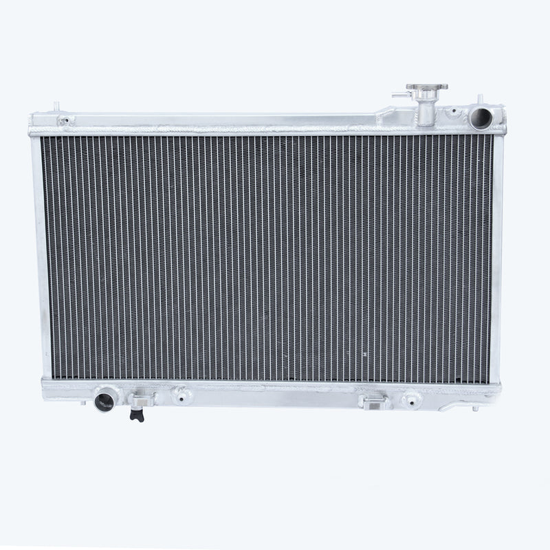 Full Aluminum Radiator for NISSAN SKYLINE V35 350 GT V6738MM WIDE CORE2001-2007